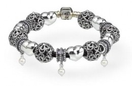 pandora bracelet examples - Pandora Bracelet Design Ideas