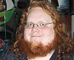 Harry Knowles of aintitcool.com.   Not me!!!