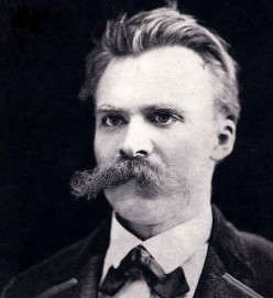 The troubled relationship between Nietzsche and Postmodernism.