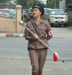 Hitler Is Not Dead - Thailand's Youth Embrace Nazi Fashion Trend