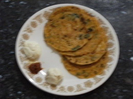 Enjoy Pudla - A 2 min snack(http://hubpages.com/hub/Indian-Recipe-Mungbean-Pudla)