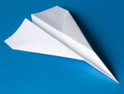How many different ways are there to make a paper airplane?