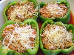Hungarian Stuffed Bell Peppers Recipe