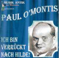 Advertisement for a Paul O'Montis Show