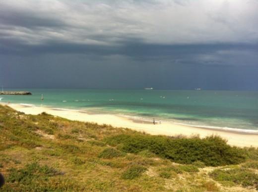 SHARKY Weather Sat. Mar. 31/2012