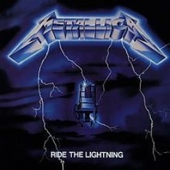 "Review of Metallica's ""Ride the Lightning"""