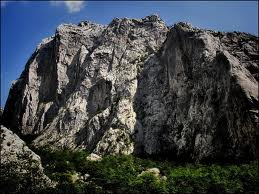 Famous Anica Kuk, a mountain climbing challenge for experienced climbers!