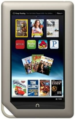 The Nook Tablet