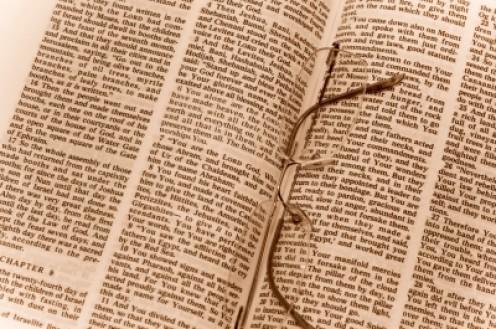 Amen Me encourages Bible study.