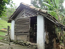 Old Time Chicken Coop.