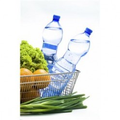 How could drinking tap water instead of  bottled water help the environment?