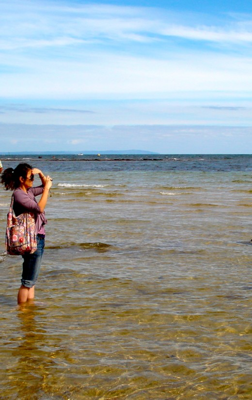 Rickett's Point, Port Phillip Bay