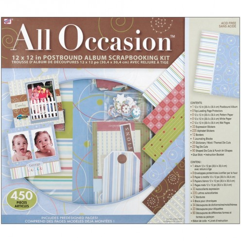 Mother's Day Gift Idea: The gift of scrapbooking.
