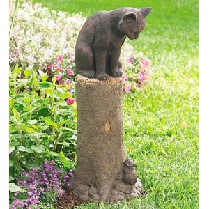 Mother's Day Gift Idea: A Lawn Ornament