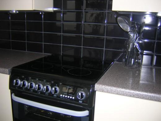 My stove top