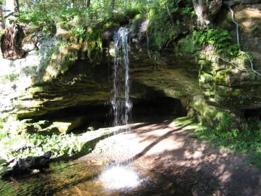 Scott's Falls