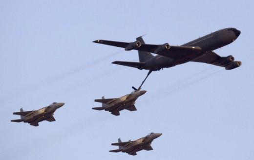 IDF refueling
