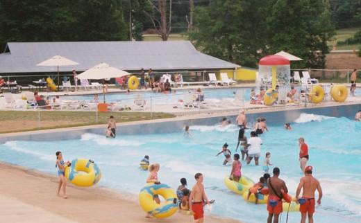 Surfside water park- Outdoor water park