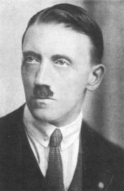Adolf Hitler in early 1920's.
