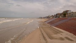 The beach at Malo-les-Bains, Dunkirk