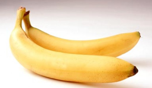Bananas are the perfect snack anytime-- before, during, or after a workout.