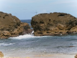 Ponce,  Aguadilla, And The Marchiquita Beach In Puerto Rico