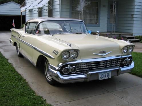 Classic 1958 (Chevy) Chevrolet Impala