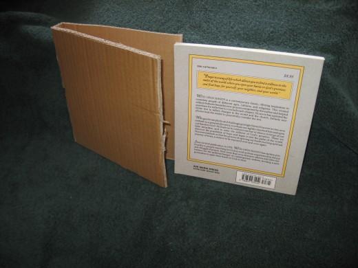 Large thin paperback