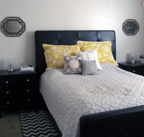 Design on a Budget Bedroom