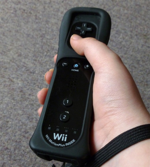 Netflix through the wii