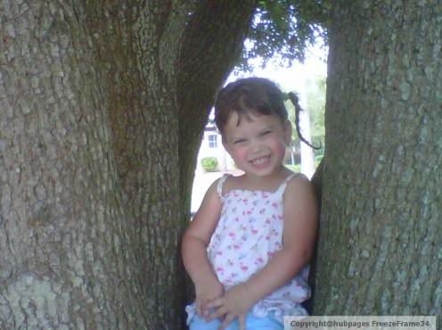 My beautiful daughter!
