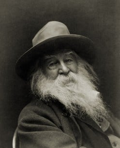 "Walt Whitman Essay ""The Peoples Poet"""