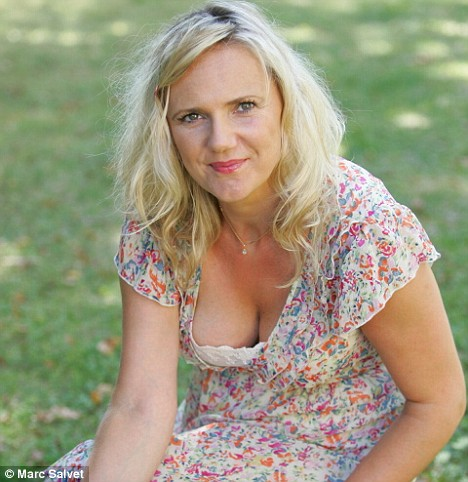 Samantha Brick thinks she's unfortunate because she's on top of the world.