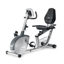 Nautilus R514 recumbent exercise bike