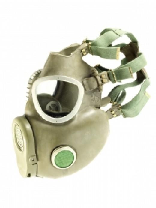 Polish Gas Mask