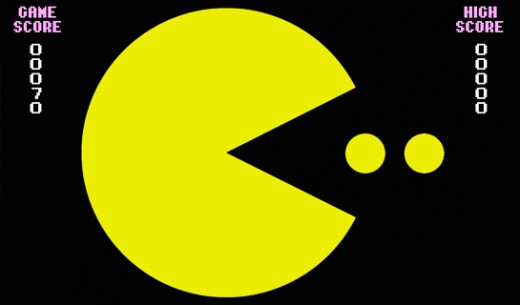 Cancer patients imagine Pacman eating all their cancer cells.