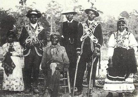 Aboriginal Indians