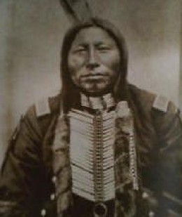 Crow King Sioux