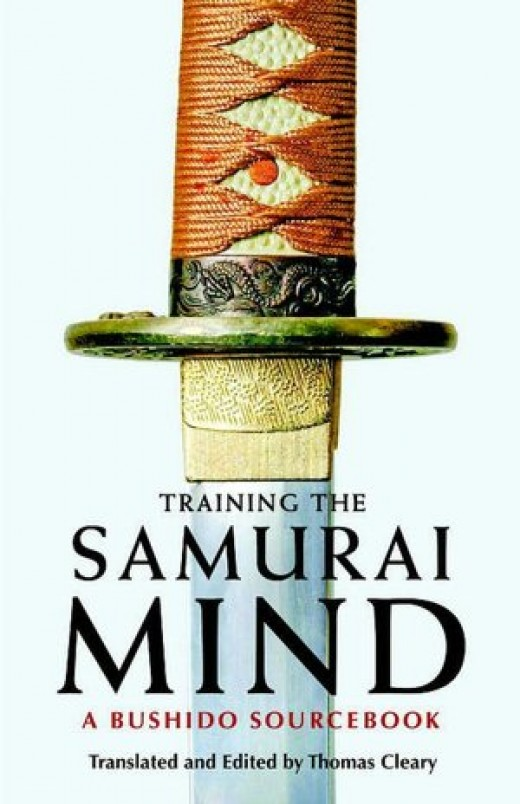 Training the Samurai Mind Cover