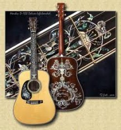 If you could own any acoustic guitar - what would it be?