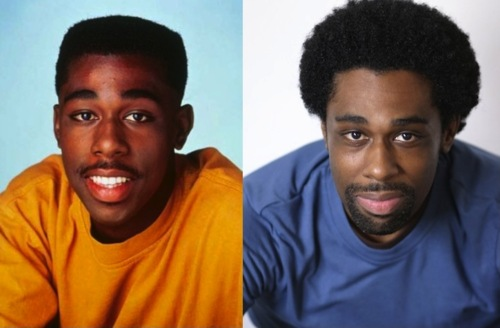 Shawn Harrison: Then and Now