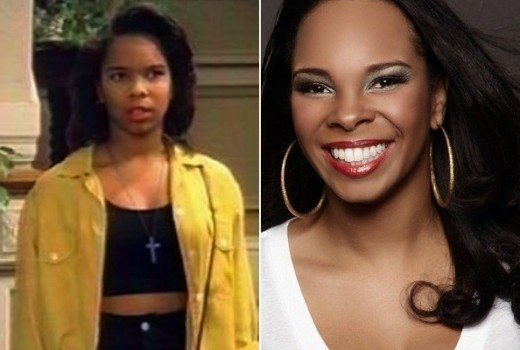 Cherie Johnson: Then and Now