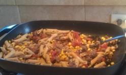 Kids Cook Monday: Hamburger and Tomato Casserole Recipe