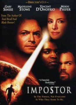 Impostor (2001) poster