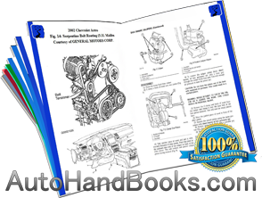 Service and Repair manuals for all makes and models.