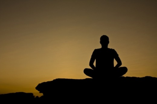 Meditation is a powerful way of treating depression naturally