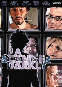 A Scanner Darkly (2006) poster