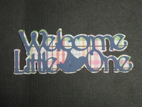 Welcome layers adhered