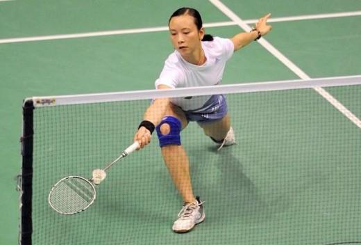 Types of Shots in Badminton The Badminton Drop Shot How