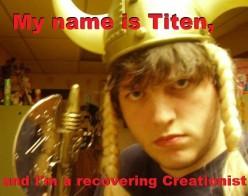 I was a Teenage Creationist